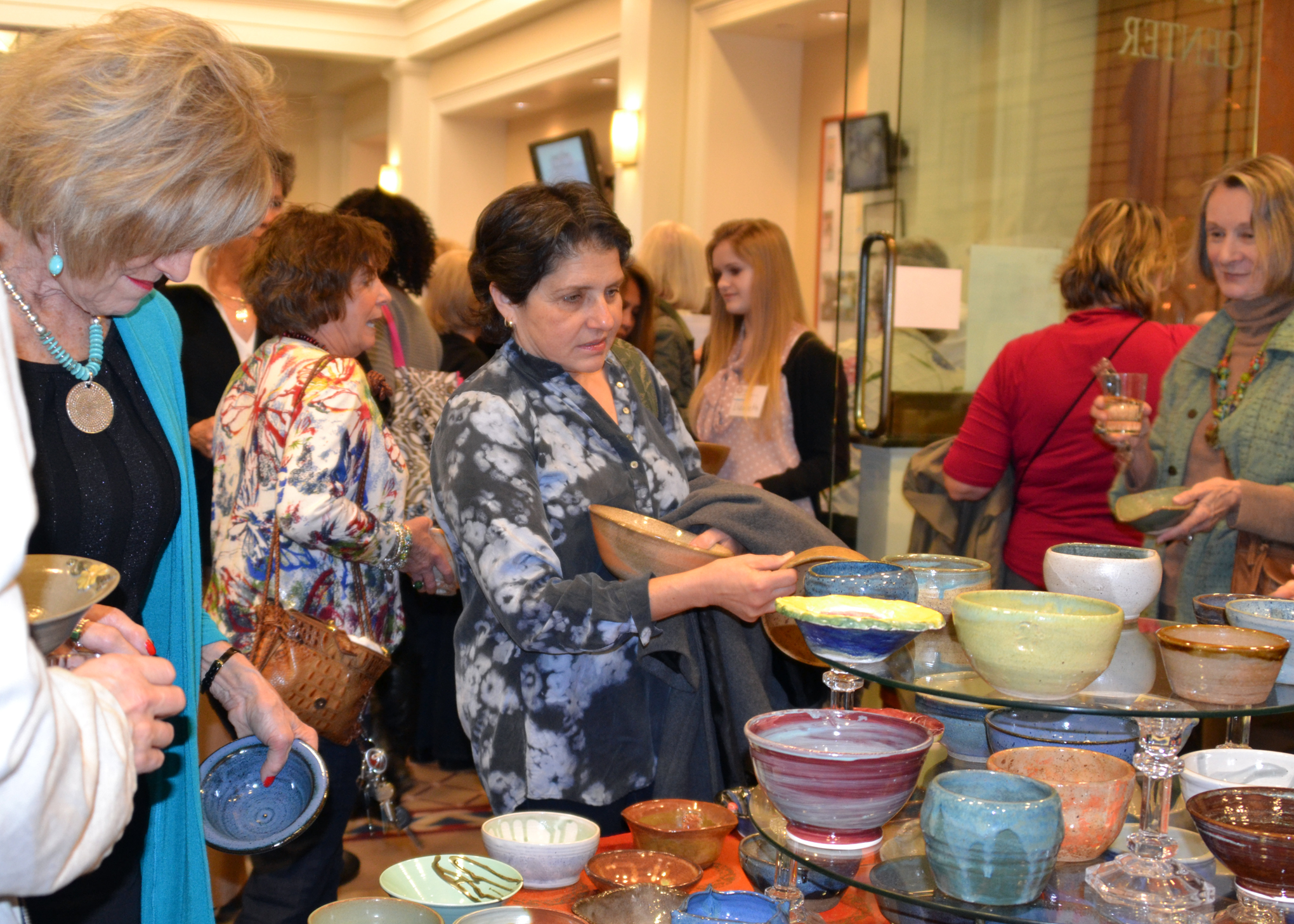 empty bowls virginia peninsula